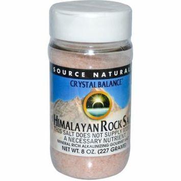 Source Naturals, Himalayan Rock Salt, 8 oz (pack of 4)