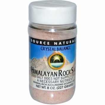 Source Naturals, Himalayan Rock Salt, 8 oz (pack of 6)