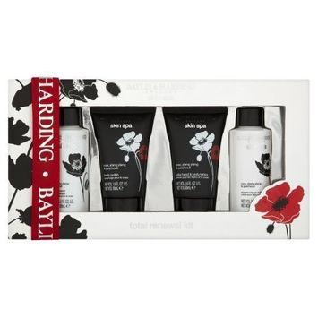 Baylis & Harding Skin Spa Four Piece Gift Set by Baylis & Harding