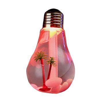 Etcbuys LED Lightbulb Air Diffuser