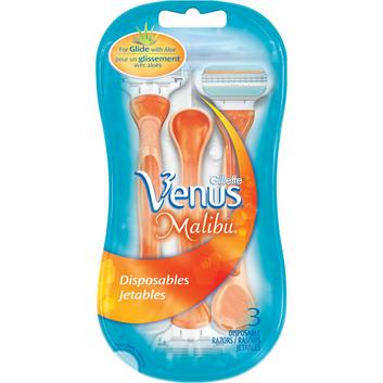 Venus Malibu Disposable Razors