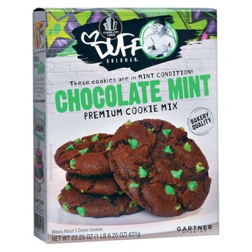 Duff Goldman 22.25 oz Chocolate Mint Cookie Mix