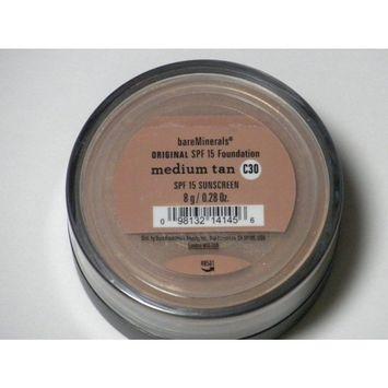 Bare Escentuals Bare Minerals Original Foundation Medium TAN SPF 15 C30 8g (0.28oz)