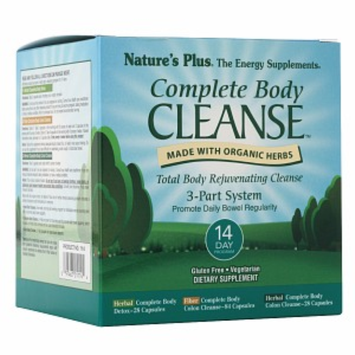 Nature's Plus Complete Body Cleanse