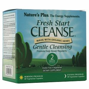 Nature's Plus Fresh Start Cleanse