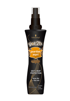 Schwarzkopf® got2b™ Guardian Angel 220°C HEAT PROTECTION SPRAY