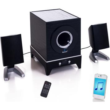 Northwest Bluetooth Multimedia 2.1 Channel Speaker System