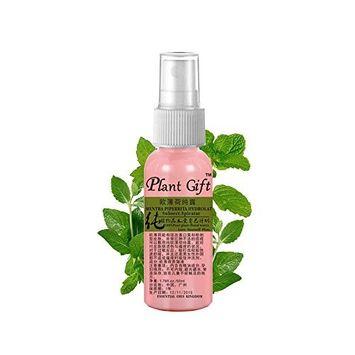 Plant Gift Pure Natural - Peppermint Hydrosol 100% Pure, remove blackheads, restore delicate skin-50ml (1.7 oz)