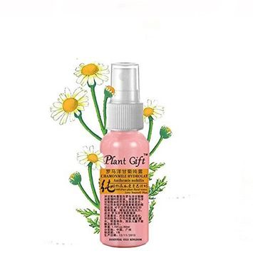 Plant Gifts Pure Natural - Rome Chamomile Hydrolat 100% Pure,Convergence smooth skin -50ml (1.7 oz)