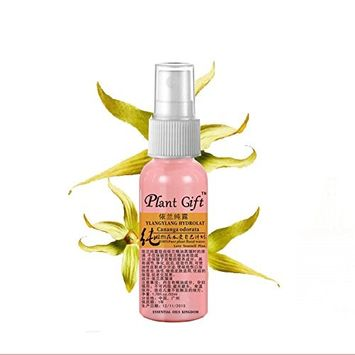 Plant Gift Pure Natural - Yilan Hydrosol 100%, Moisturizing, smooth and delicate skin-50ml (1.7 oz)
