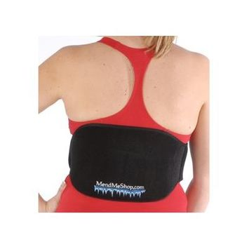 Back/Hip Freezie Wrap - Relief From Lower Back Pain, Hip Bursitis
