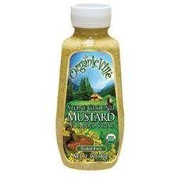 Organicville - Organic Stone Ground Mustard - 12 oz.