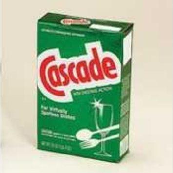 Procter & Gamble Cascade Automatic Dishwasher Powder, 20 oz. Box (PAG00801)