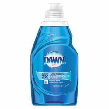 Liquid Dish Detergent, Dawn Original, 8 Oz Bottle, 18/carton