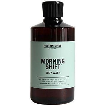 Hudson Made - All Natural Morning Shift Liquid Body Wash (10 fl oz)