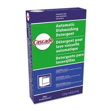 Procter & Gamble Automatic Dishwasher Powder, Fresh Scent, 75oz Box