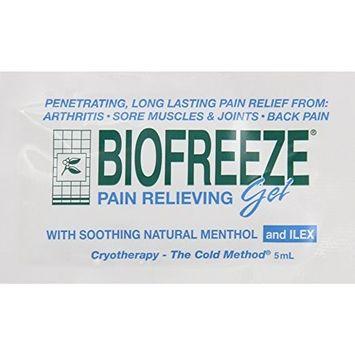 Biofreeze Pain Relieving Gel - 5 gram Travel Packets (36)
