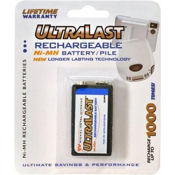 AGAIN AND AGAIN UL9V Rechargeable NiMH Battery (AGAIN AND AGAIN UL9V)