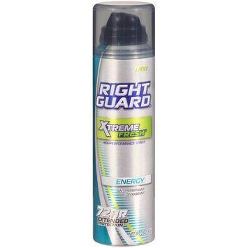 RIGHT GUARD® Xtreme Fresh Energy Antiperspirant & Deodorant Spray