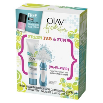Olay Fresh Effects Va-Va-Vivid Powered Contour Cleansing System