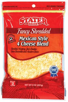 Stater bros Mexican Style