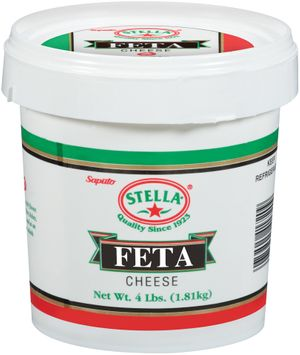 Stella® Feta Cheese