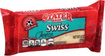 Stater bros® Swiss Cheese