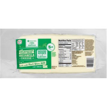 Stella® Member's Mark™ Food Service Low-Moisture Part-Skim Mozzarella Cheese