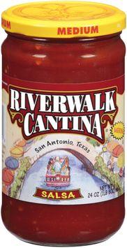 River Walk Cantina Medium Salsa