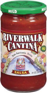 River Walk Cantina Mild Salsa