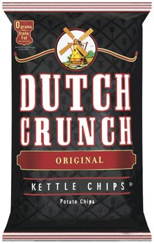 Dutch Crunch® Original Kettle Cooked Potato Chips