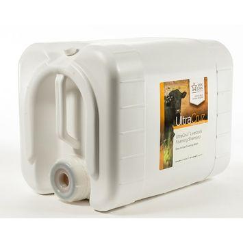UltraCruz Livestock Foaming Shampoo, 5 gallon, refill