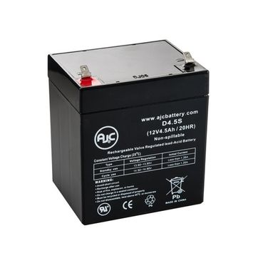 Maruson Technology Power UPS-500A 12V 4.5Ah UPS Battery - This is an AJC Brand® Replacement
