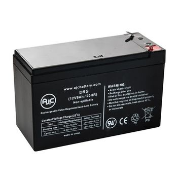 PowerWalker VI 2000 LCD 12V 9Ah UPS Battery - This is an AJC Brand® Replacement