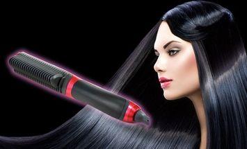 Medex Heating Powered Hair Straightening Comb