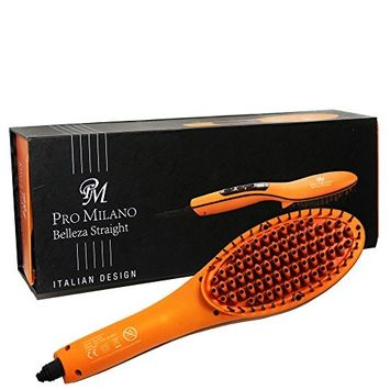 Medex Pro Milano Belleza Straight Ceramic Hair Straightening Brush Parent