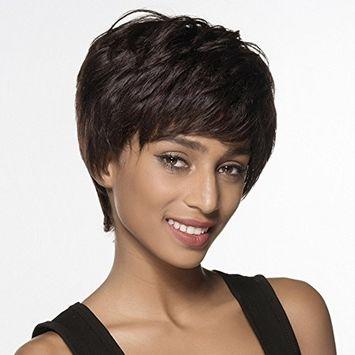 human hair wig, 2017 Natural Short Wigs for Women, Human Hair Wig Short Hair Wig
