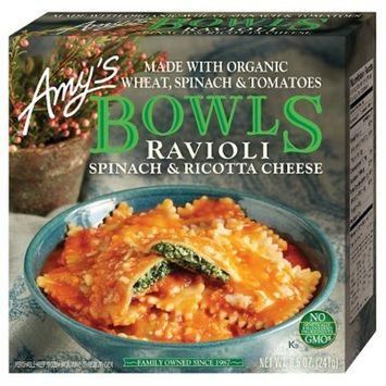 Amys Spinach Ravioli Bowl 9 oz