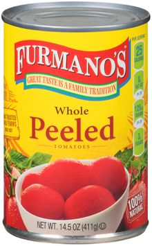 Furmano's® Whole Peeled Tomatoes