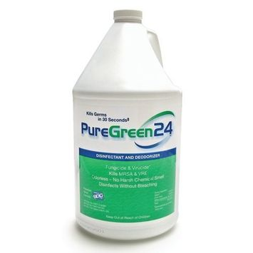 Pure Green 24 Disinfectant 1 Gallon