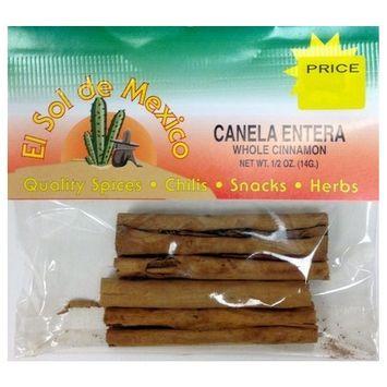 Cinnamon Sticks, 1/2 ounce