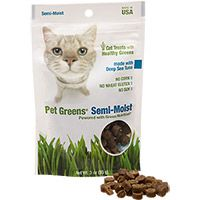 Bellrock Growers Bel Treat Cat Greens Tuna 3 oz.