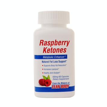 Labrada Nutrition Raspberry Ketones Metabolic Enhancer 100 mg
