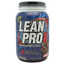 Labrada Nutrition Lean Pro8 Super Premium Protein - 2.9 lbs ChocoIceCrm