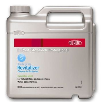 StoneTech RTU Revitalizer, Cleaner & Protector for Tile & Stone, 1-Gallon (3.785L), Cucumber Scent