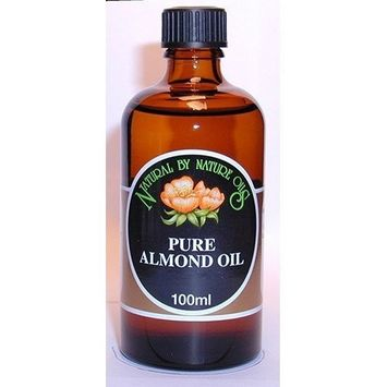 Natural by Nature Organic Almond Oil 100ml by Natural by Nature