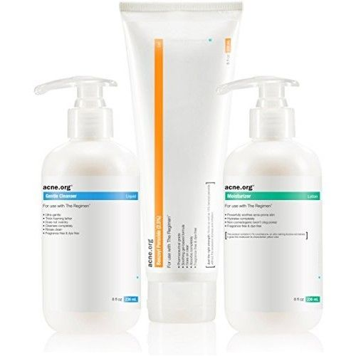 The Acne.org Regimen - Complete Acne Treatment Kit