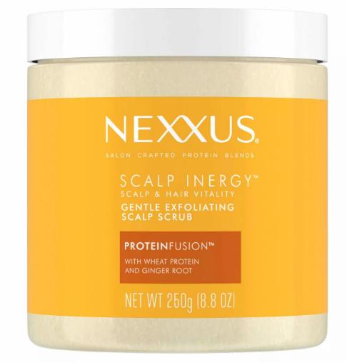 Nexxus Inergy Gentle Exfoliating Scalp Scrub