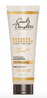 Carol's Daughter Goddess Strength Fortifying Shampoo with Castor Oil