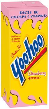 Yoo-Hoo Strawberry Drink 1 Pack